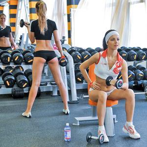 Фитнес-клубы Будогощи