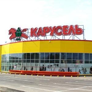 Гипермаркеты Будогощи
