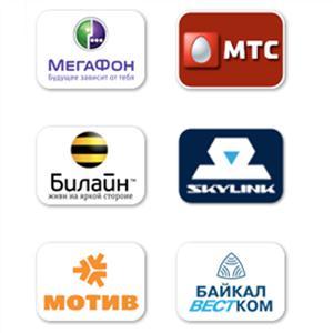 Операторы сотовой связи Будогощи