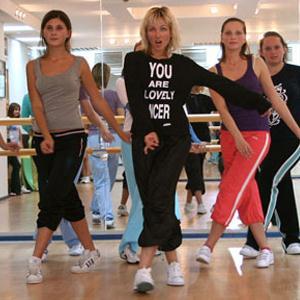 Школы танцев Будогощи