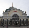 Железнодорожные вокзалы в Будогощи