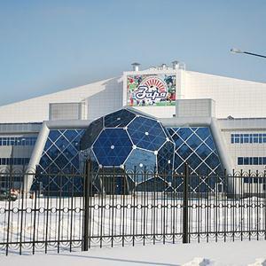 Спортивные комплексы Будогощи